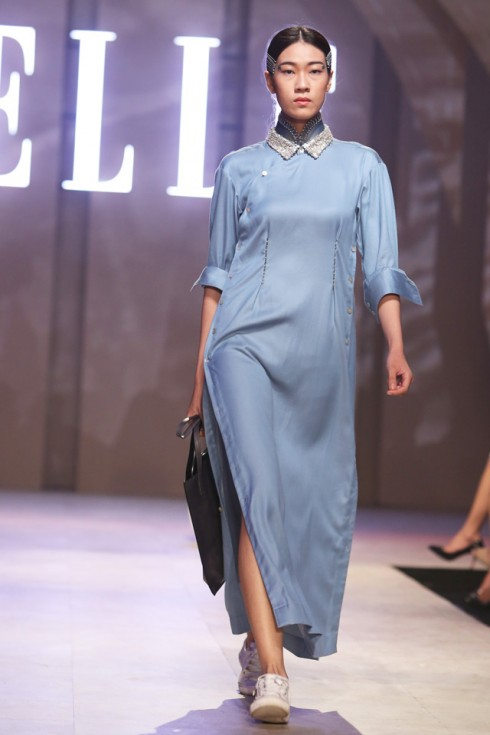 BST của NTK Diệu Anh cho ELLE Fashion Journey 2016