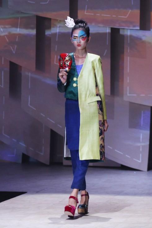 BST của NTK Thủy Nguyễn tại ELLE Fashion Journey 2016