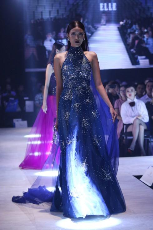 BST của NTK Tuấn Trần cho ELLE Fashion Journey 2016