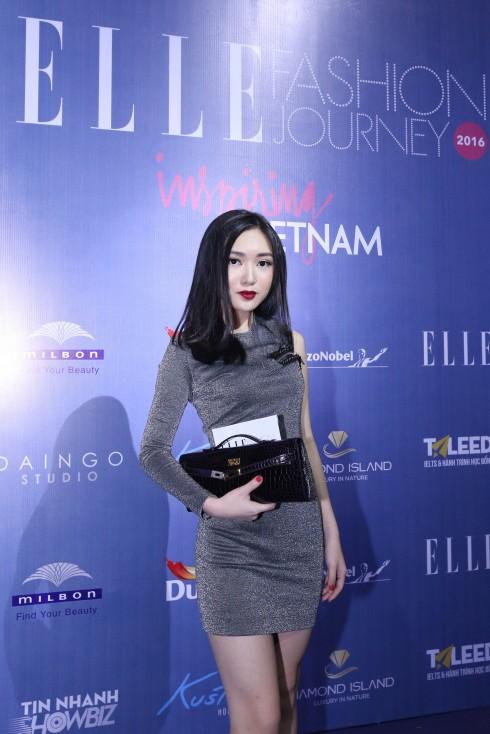 Beauty blogger Chloe Nguyễn