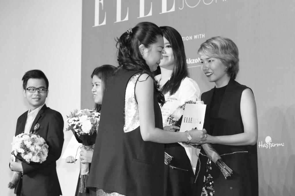 Trao giải đồ án sinh viên ELLE Fashion Journey 2016 - ELLE Vn