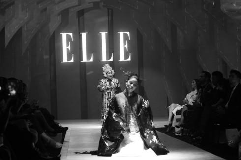 Pham Huong BST NTK Thuy Nguyen - ELLE Fashion Journey 2016 2