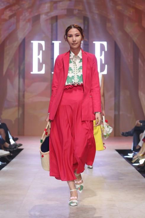 BST của NTK Anna Vo tại ELLE Fashion Journey 2016