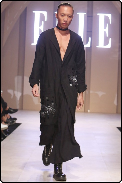 BST của NTK Quang Nhật tại ELLE Fashion Journey 2016