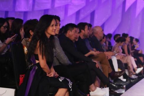 Ca sĩ Hồng Nhung tại ELLE Fashion Journey 2016
