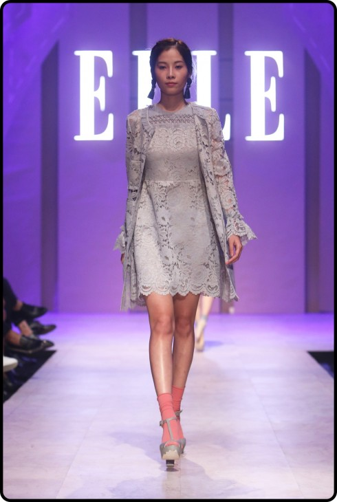 BST của NTK Quynh Giao tại ELLE Fashion Journey 2016