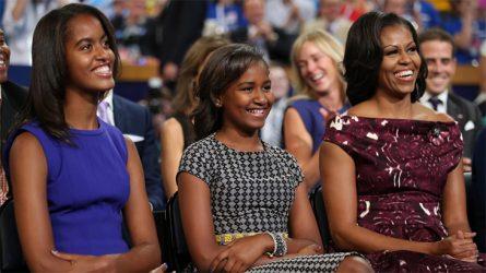 Michelle Obama và Quyền lực nữ tính (2012 & 2016)