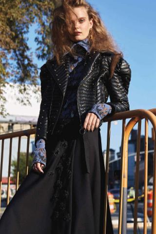 Cập nhật phong cách thời trang Semi-Couture đường phố 2016