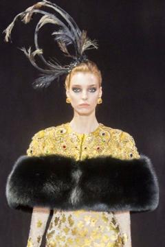 Thời trang Haute Couture - Những giấc mơ phù hoa