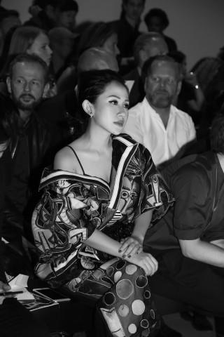 Những gương mặt Việt nổi bật tại Paris Fashion Week SS 2017