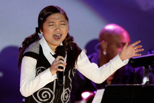 Charice Pempengco góp mặt trong Glee