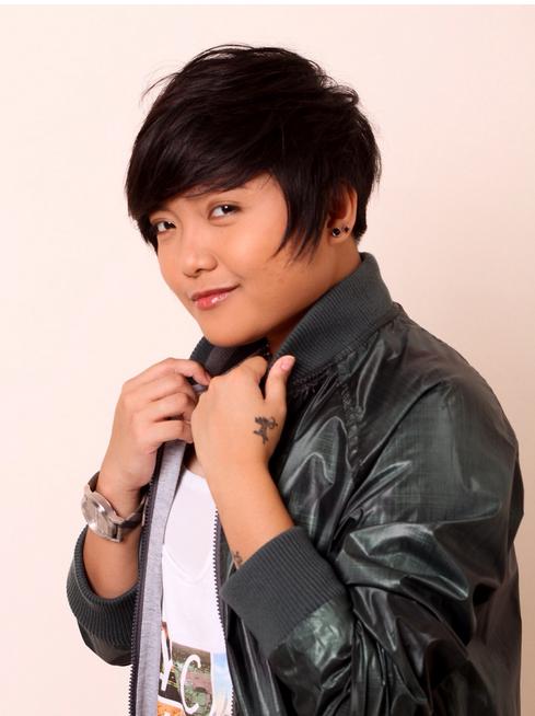 Charice Pempengco thể hiện nét nam tính