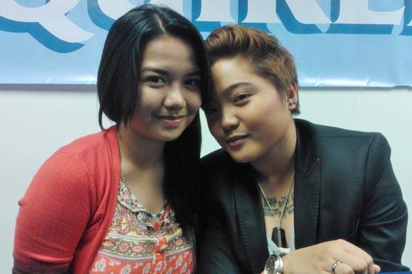 Charice Pempengco và bạn gái Alyssa