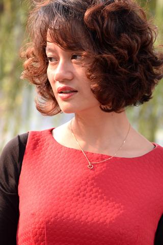 Nữ nhà báo Nguyễn Mỹ Trà: