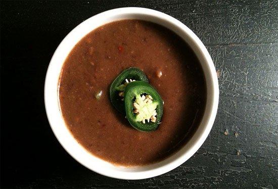 soup đậu đen giúp giảm cân cấp tốc - ELLE VN