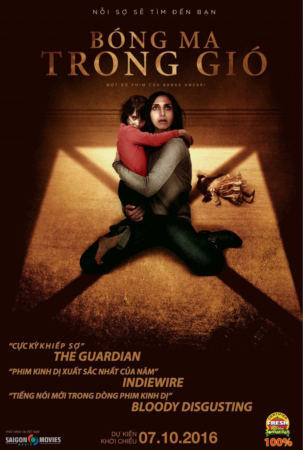 Phim điện ảnh Under the Shadow 08.