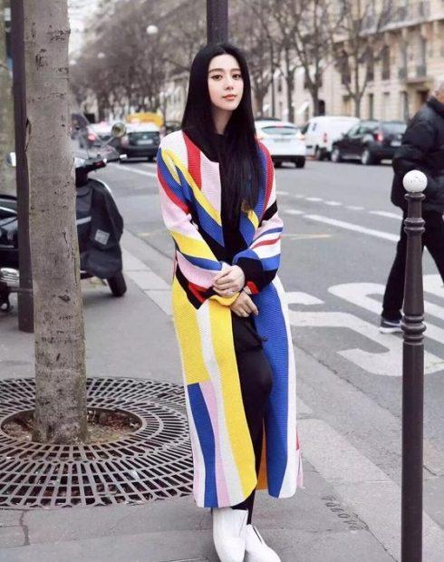 Học tập bí quyết thời trang U40 đẳng cấp của Phạm Băng Băng - ELLE VN