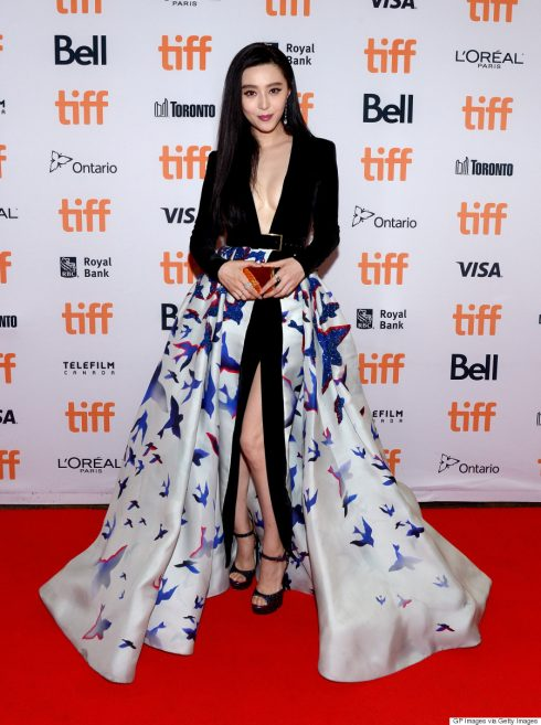 Tại liên hoan phim Quốc tế Toronto 2016