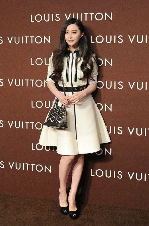 Tham dự sự kiện Khai trương của Louis Vuitton
