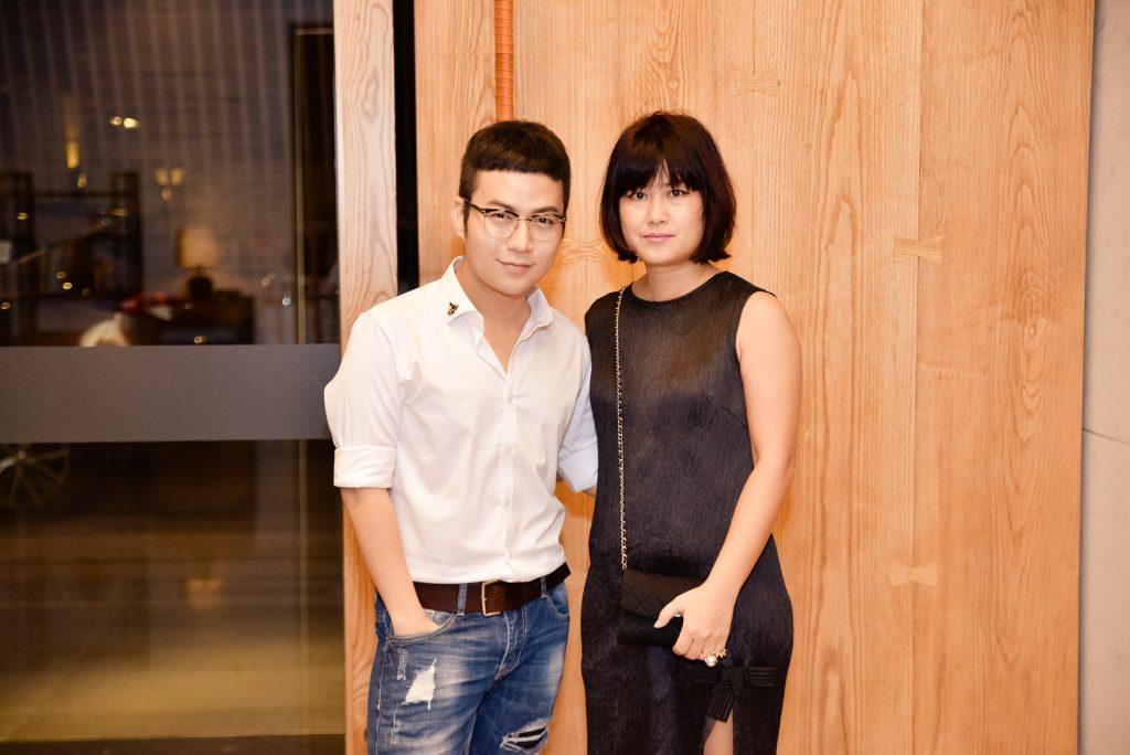 show thời trang Chung Thanh Phong 05
