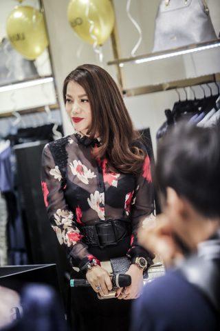 Lễ ra mắt thương hiệu thời trang Liu Jo Italy tại Việt Nam