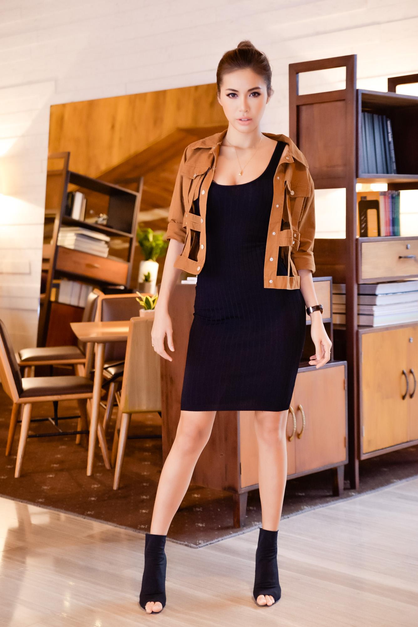 Chung Thanh Phong & show thời trang cá nhân thứ 2