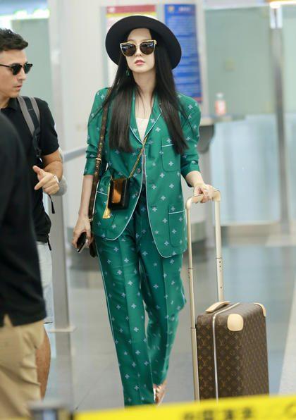 Trẻ trung trong thiết kế của Gucci tại sân bay