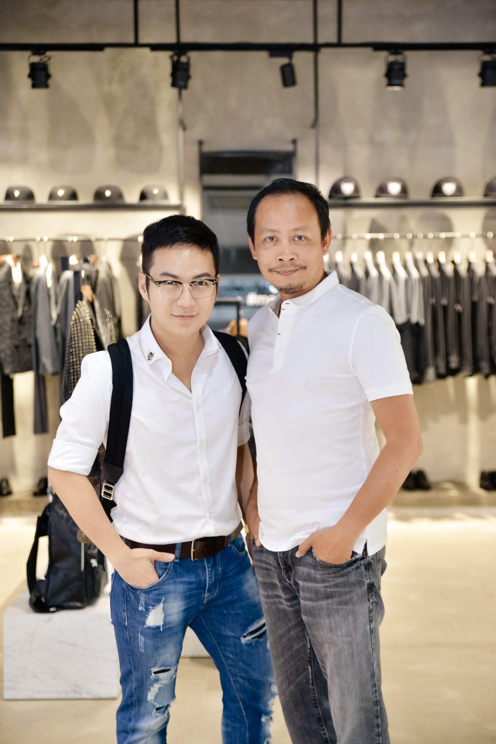 show thời trang Chung Thanh Phong 04