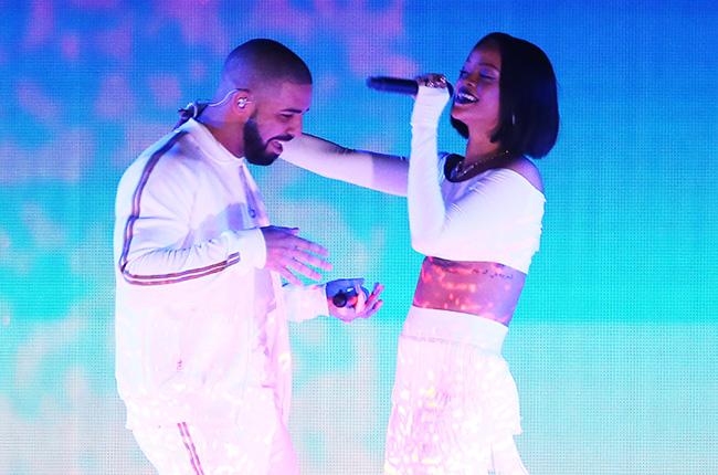 Mối tình phức tạp của Drake và Rihanna ELLE VN