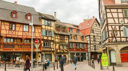 Du lịch Alsace - Điểm đến êm đềm giữa hai nước Đức - Pháp