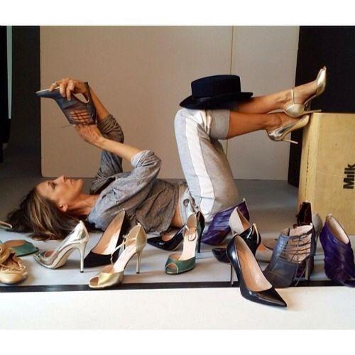 Ngôi sao Sarah Jessica Parker và thú vui sưu tập giày