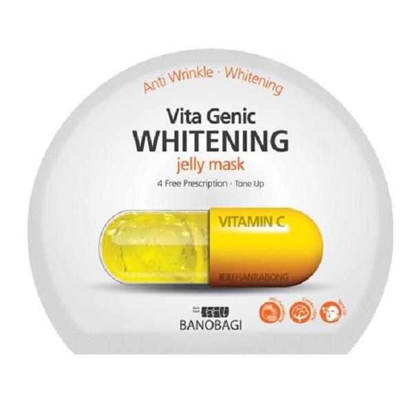 Bạn đã biết đắp mặt nạ trắng da đúng cách? Vita Genic Whitening
