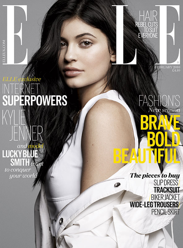 Tạp chí ELLE 01
