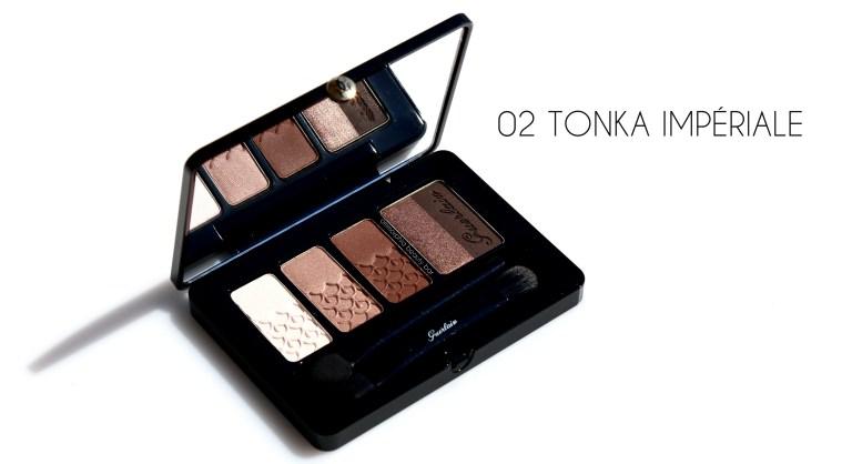 Top 10 bảng màu mắt tuyệt đẹp cho mùa thu - Guerlain - ELLE VN