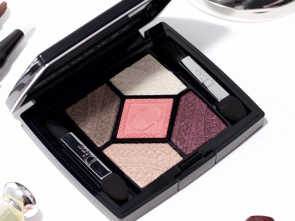 Top 10 bảng màu mắt tuyệt đẹp cho mùa thu - Dior - ELLE VN