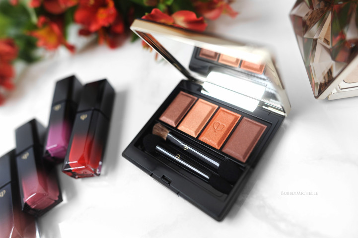 Top 10 bảng màu mắt tuyệt đẹp cho mùa thu - Cle de Peau - ELLE VN