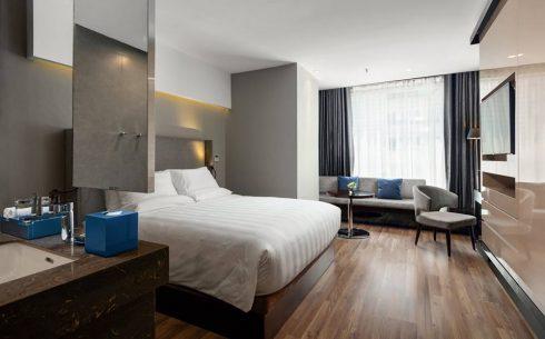Khách sạn Novotel Suites Hà Nội