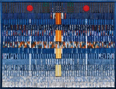 Tài khoản Instagram của FTM - triển lãm 'Symphonie en couleur'