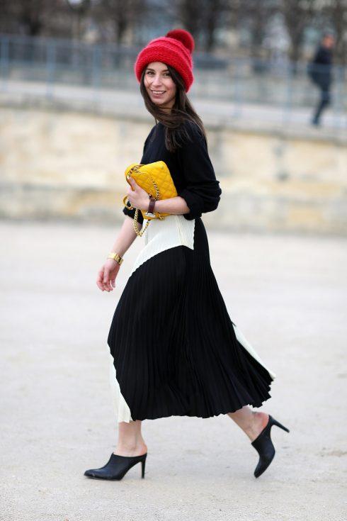 giày mule gót nhọn - xu hướng giày nữ mớt nhất năm 2016
