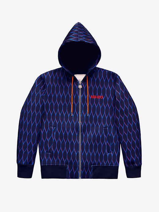 Chiếc áo hoodie cho nam của Kenzo x H&M
