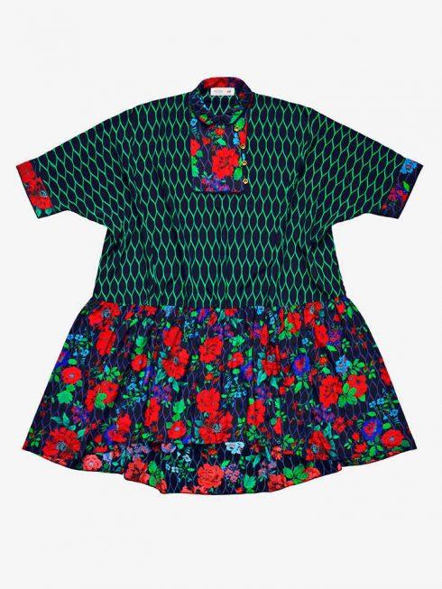 Váy Kenzo x H&M £199.99