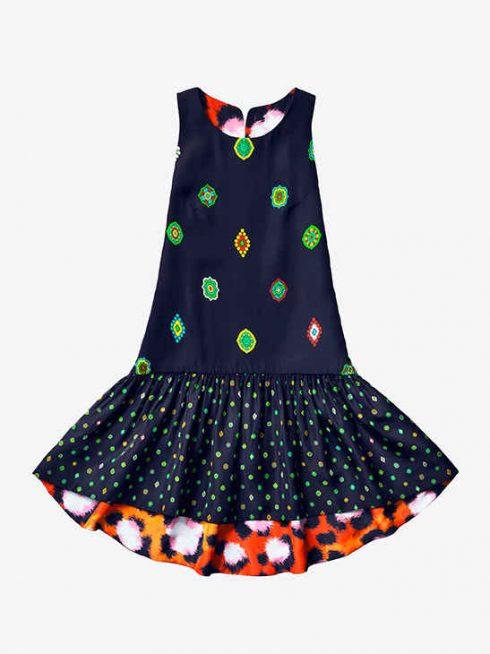 Chiếc váy Kenzo x H&M có giá mềm mại £79.99
