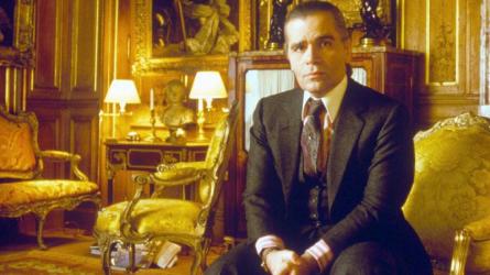 Dung nhan Karl Lagerfeld thời trẻ và những bí ẩn ít ai biết
