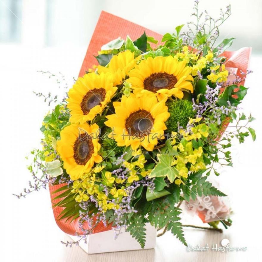 Gợi ý tặng hoa ngày 20/10 06