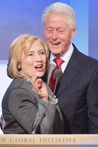 """Tài hùng biện của 2 cặp đôi ngôi sao """"Vợ chồng Tổng thống"""""""