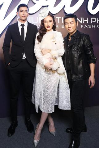 Những điểm sáng tại show thời trang của Chung Thanh Phong