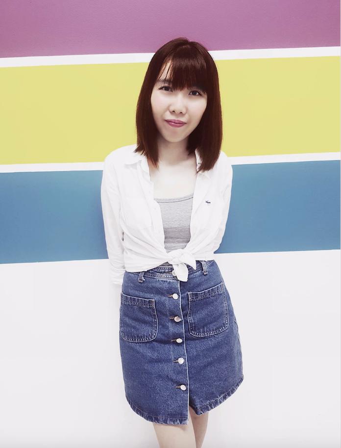 Social Media Reporter Thanh Nhã