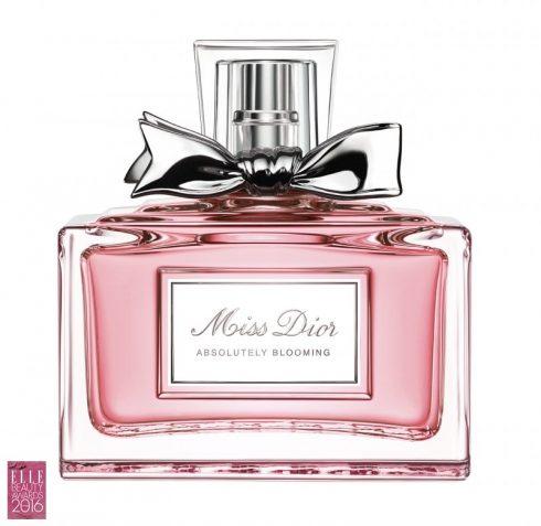 7. MISS DIOR ABSOLUTELY BLOOMING CHRISTIAN DIOR Miss Dior Absolutely Blooming tràn đầy màu sắc như một tia nắng mới trong mùa Xuân. Những tầng hương đầu tiên là sự kết hợp của các loại quả đỏ mọng gồm mâm xôi, quả lựu và lý chua đen cùng với hương hồ tiêu thu hút mọi giác quan. Nốt hương quyến rũ tiếp đến là của bộ đôi hoa hồng Centifolia và hoa hồng Damascena, hương hoa tiếp tục lan tỏa mãi mang đến sự hấp dẫn và thanh lịch cho mọi cô gái Dior.