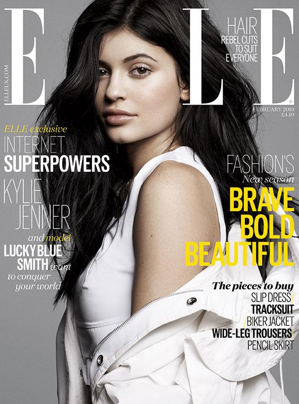 bìa tạp chí ELLE - 03