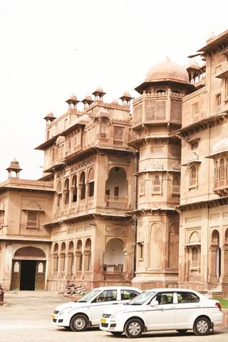 Du lịch Ấn Độ - Sắc màu Rajasthan